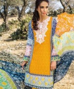 Pareesa Lawn Collection 2015 By Chen One 009
