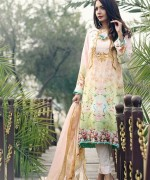 Saadia Asad Summer Dresses 2015 For Girls 1