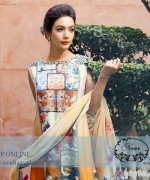 Saadia Asad Summer Dresses 2015 For Girls 3