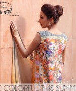 Saadia Asad Summer Dresses 2015 For Girls 7