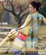 Saadia Asad Summer Dresses 2015 For Girls 8