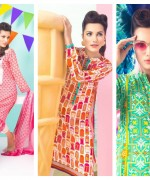 Satrangi By Bonanza Prêt Wear Collection 2015 For Women 001