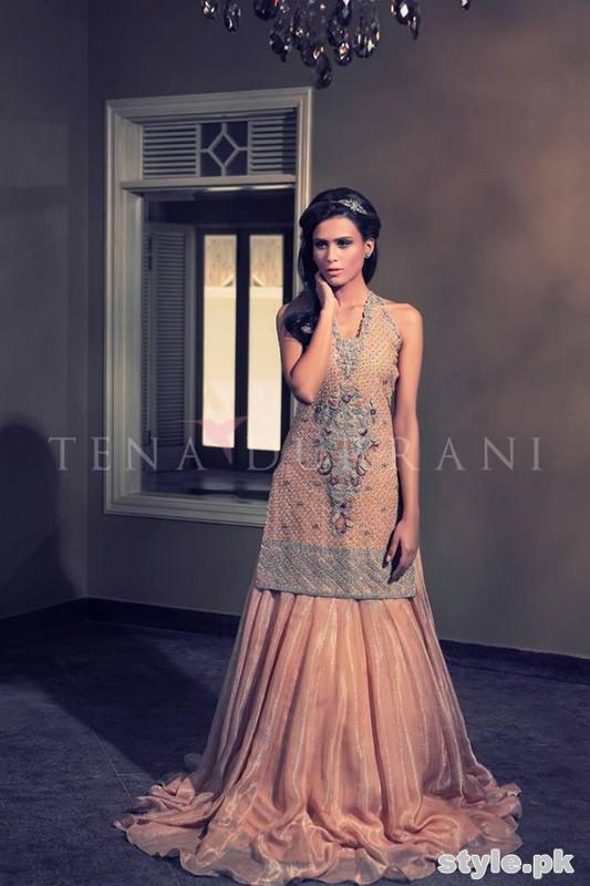 Tena Durrani Bridal Dresses 2015 For Girls 6