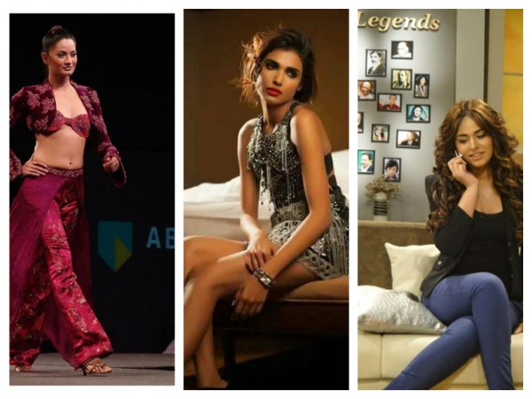Top 10 Hottest Female Models 2015 In Pakistan
