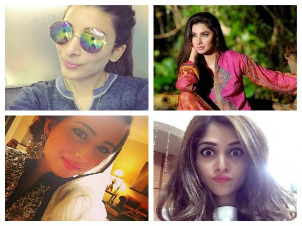 Which Pakistani Actresses Facebook Accounts Would Love To Access