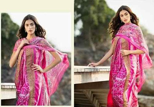 ZS Textiles Summer Collection 2015 For Women 003