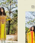 ZS Textiles Summer Collection 2015 For Women 005