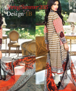 Zeniya Lawn Collection 2015 By Deepak Perwani 0010