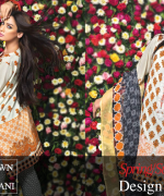 Zeniya Lawn Collection 2015 By Deepak Perwani 0011