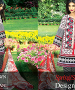 Zeniya Lawn Collection 2015 By Deepak Perwani 0014