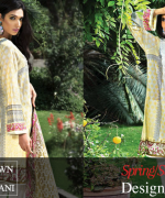 Zeniya Lawn Collection 2015 By Deepak Perwani 0016