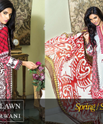 Zeniya Lawn Collection 2015 By Deepak Perwani 0020