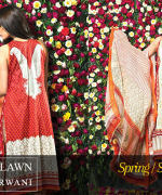 Zeniya Lawn Collection 2015 By Deepak Perwani 007