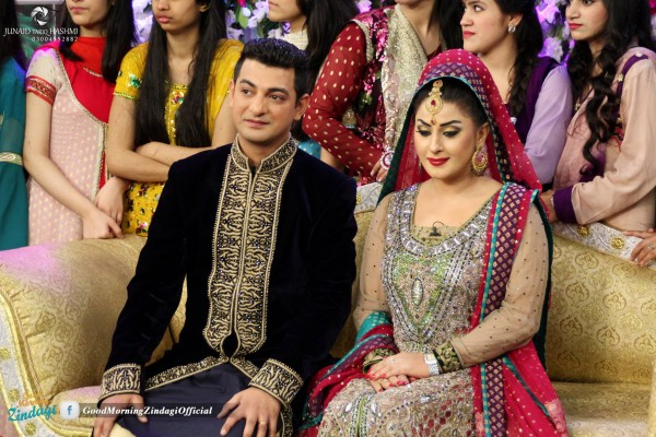 Laila Got Engaged To Meera S Brother Ahsan