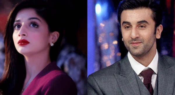 Ranbir Kapoor's Love and Kiss For Mawra Hocane