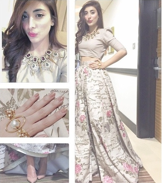 urwa hocane 3rd hum awards
