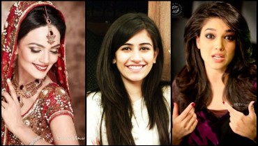 which types of girls joined Pakistani showbiz