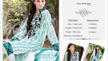Aroshi Summer Collection 2015 For Women002