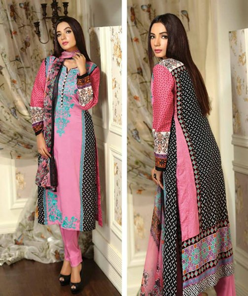 Ayesha Chottani Eid Collection 2015 By Shariq Textiles0018