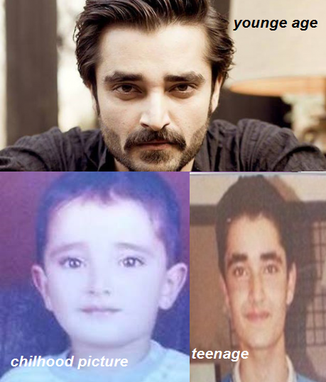 Childhood Pictures Of Pakistani Celebrities001