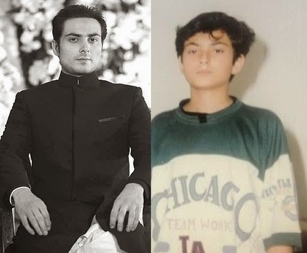 Childhood Pictures Of Pakistani Celebrities050
