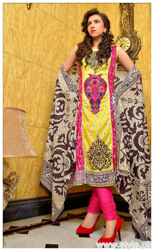 Eiza Summer Collection 2015 3