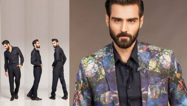 Fahad Hussayn Menswear Dresses 2015 For Midsummer 3