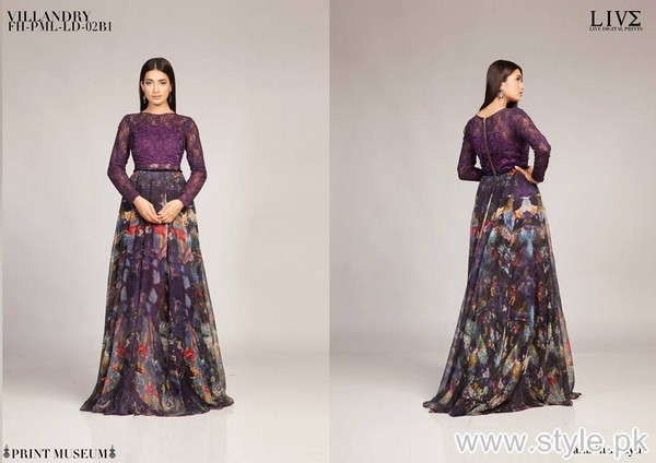 Fahad Hussayn Midsummer Dresses 2015 For Women 8