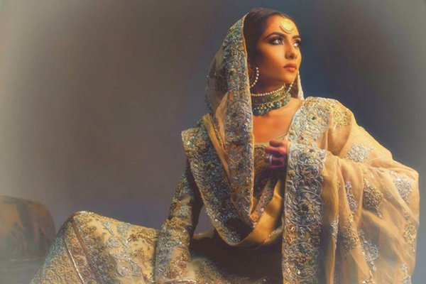 Kamiar Rokni Bridal Wear Collection 2015 For Women0010