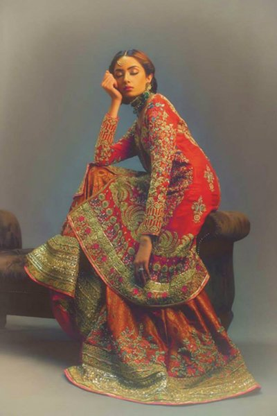 Kamiar Rokni Bridal Wear Collection 2015 For Women003