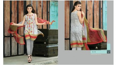 LSM Fabrics Komal Summer Collection 2015 Volume 2 For Women0010