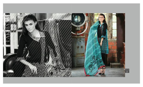 LSM Fabrics Komal Summer Collection 2015 Volume 2 For Women007
