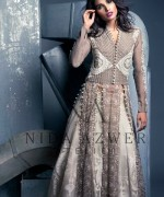 Nida Azwer Party Wear Collection 2015 For Women004