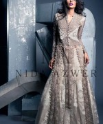 Nida Azwer Party Wear Collection 2015 For Women005