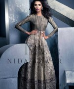 Nida Azwer Party Wear Collection 2015 For Women006