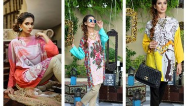 Nida Khurram Pret Summer Collection 2015 For Women