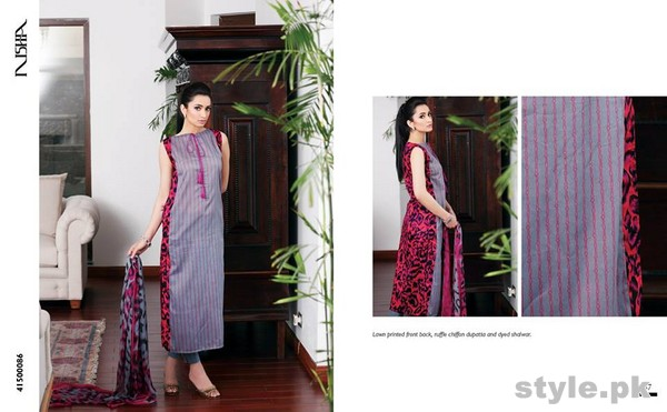 Nishat Linen NL Pret Collection 2015 Volume 2 13