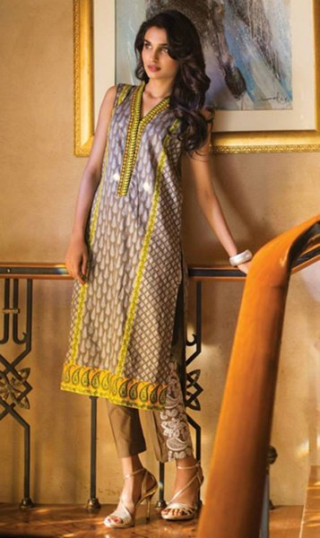 Orient Textiles Lawn Collection 2015 Volume 3 For Women009