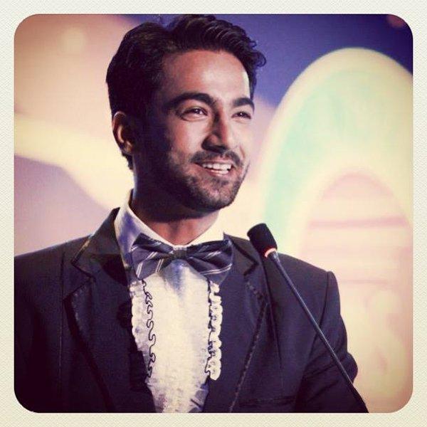 Pakistani Actor And VJ Ali Safina Profile0011