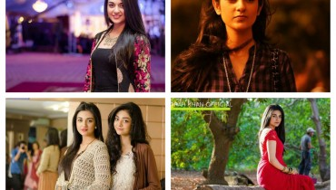 Pakistani New Actress Sarah Khan Biography