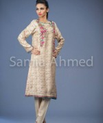 Samia Ahmed Eid-Ul-Fitr Dresses 2015 For Women 1
