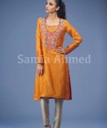 Samia Ahmed Eid-Ul-Fitr Dresses 2015 For Women 12