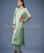 Samia Ahmed Eid-Ul-Fitr Dresses 2015 For Women 2