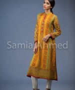 Samia Ahmed Eid-Ul-Fitr Dresses 2015 For Women 4