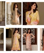 Sobia Nazir Unstitched Tunics Collection 2015 For Women