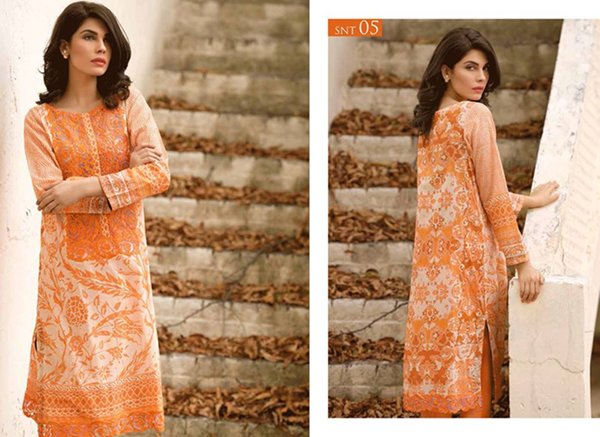 Sobia Nazir Unstitched Tunics Collection 2015 For Women0011