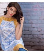 Sobia Nazir Unstitched Tunics Collection 2015 For Women0014