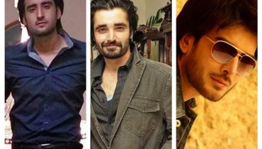Top 5 Handsome Bachelors In Pakistani Showbiz Industry