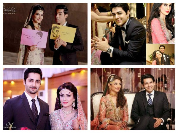 Top 5 Handsome Pakistani Grooms Of 2014