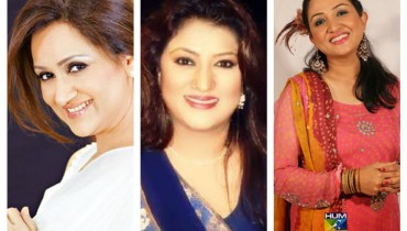 Top 5 Popular Comic Female Actresses In Pakistan TV Industry